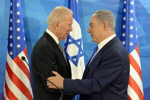 خود شیرینی نتانیاهو برای دولت جدید بایدن