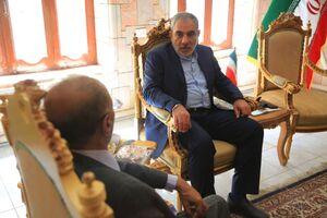 گزارش سفیر ایران در صنعا از گفتگو با وزیر خارجه یمن +عکس