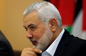 فلسطین با مثلث شر روبهرو است/ نباید گول شعار یا توهمات آمریکاییها را بخوریم