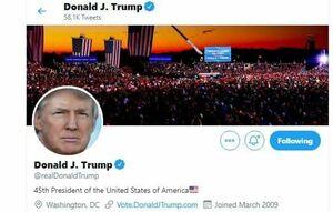 توییتر به استقبال رئیس جمهوری منتخب آمریکا رفت