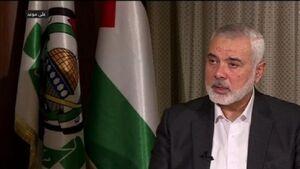 هنیه از بایدن خواست سیاست ظالمانه آمریکا در خصوص فلسطین را اصلاح کند