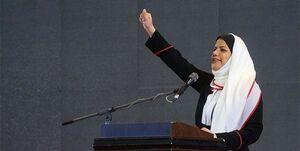 شکایت زهره هراتیان از سرمربی لیگ برتری