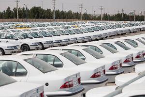 صف طویل ثبتنام خودروهای لوکس با کارت ملی اجارهای!