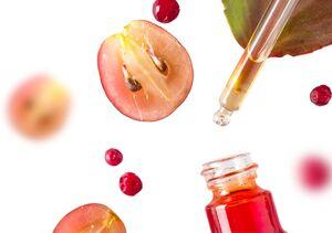 جوانسازی پوست با انگور