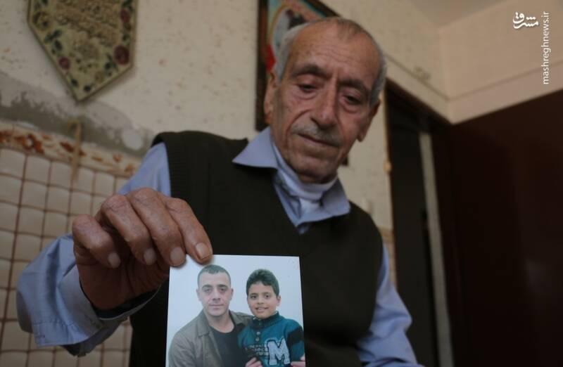 آزادی اسیر فلسطینی «عبدالرئوف قعدان»