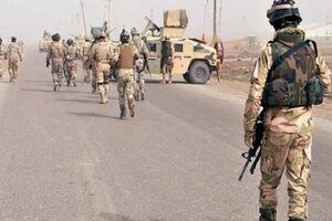 شهادت 5 نیروی الحشد العشائری و 6 غیرنظامی در حمله داعش به «الرضوانیه» بغداد - کراپشده