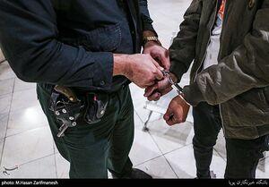 دستگیری سارق اماکن خصوصی در ورامین