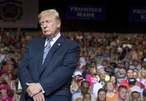 تجمعات انتخاباتی ترامپ ادامه خواهد یافت