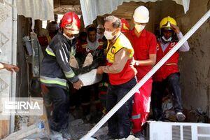 انفجار گاز در گتوند یک کشته و ۲ مصدوم برجا گذاشت