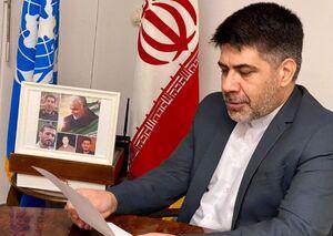ایران بر لزوم محاکمه قاتلان سردار سلیمانی تاکید کرد