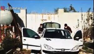 فیلم/نحوه دستگیری باند حرفهای توزیع موادمخدر