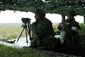 صلحبانان روسی در قرهباغ مستقر میشوند