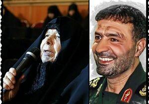دغدغه مادر شهید تهرانی مقدم پس از شهادت «حاج حسن»