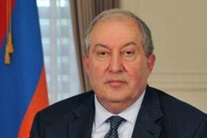 بیخبری رئیسجمهور ارمنستان از توافق قرهباغ
