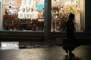 عکس/تهران بعد از ساعت ۱۸