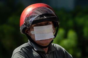 عکس/ شاهکار خلاقیت در خلق ماسک