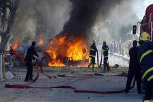 وقوع انفجار در «بغداد»