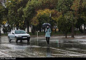 ورود سامانه بارشی تازه از ۲۵ آبان