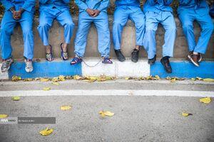 دستگیری  اراذل در طرح «اقتدار» پلیس امنیت