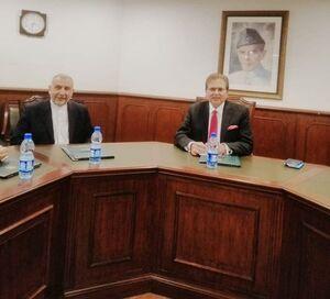 رایزنی نمایندگان ویژه ایران و پاکستان درباره صلح افغانستان