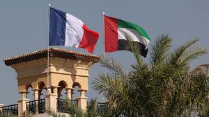 فرانسه به اتباع خود در امارات هشدار امنیتی داد