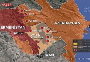 قرهباغ محور گفتوگوی بورل با وزرای خارجه ارمنستان و آذربایجان