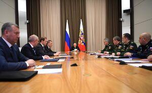 پوتین: توانمندی اتمی روسیه باید افزایش یابد