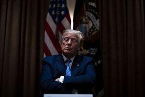 مقاومت ایران ترامپ را به هزیمت کشاند