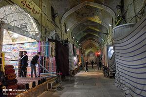 عکس/ ساعت ۱۸ به وقت شیراز