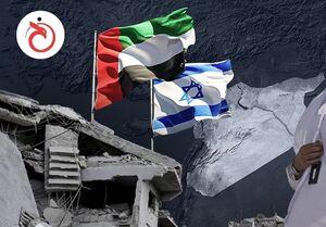 پروژه تروریستی امارات و اسرائیل در جنوب سوریه