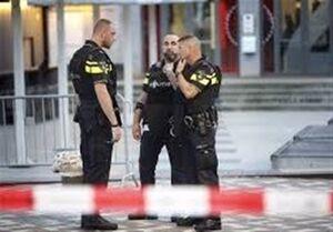 تیراندازی به سفارت عربستان در هلند