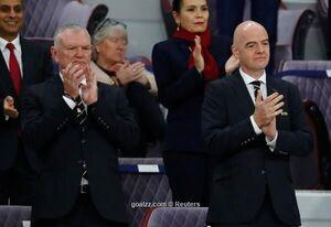نژادپرستی خط قرمز فوتبال؛ نایب رییس فیفا مجبور به استعفا شد