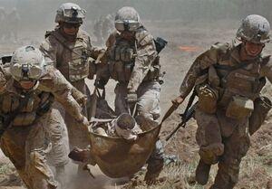 کشته شدن ۵ نظامی آمریکا بر اثر سقوط یک فروند بالگرد در مصر