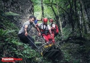 """پزشکی قانونی گلستان علت مرگ """"سها رضانژاد"""" را اعلام کرد/ سقوط از ارتفاع عامل مرگ کوهنورد ۲۷ ساله"""