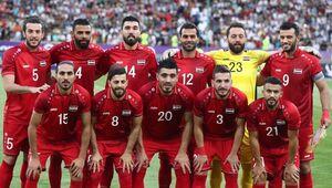 سوریه مقابل ازبکستان به پیروزی دست یافت