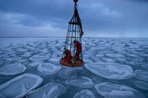 اکتشافات در اعماق آبهای قطب جنوب