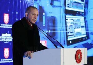 روایت اردوغان از افزایش چشمگیر پروژههای دفاعی ترکیه