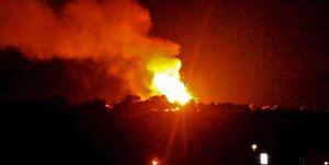 نشست فرماندهان ائتلاف سعودی هدف حمله موشکی قرار گرفت