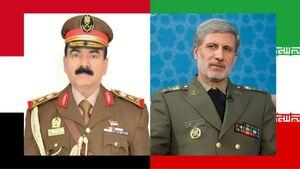 وزیر دفاع عراق فردا به تهران میآید