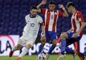 توقف آرژانتین در انتخابی جام جهانی ۲۰۲۲