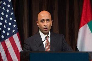 اعتراف سفیر امارات در واشنگتن به عدم حل بحران قطر در آینده نزدیک