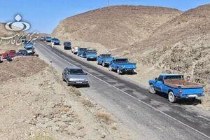فیلم/جولان سوختکشها در جادههای سیستان و بلوچستان