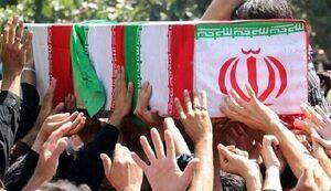 پیکر شهدای حمله تروریستی هنگ مرزی ارومیه تشییع می شود