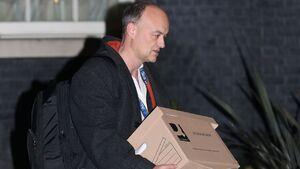 مشاور ارشد نخست وزیر انگلیس استعفا کرد