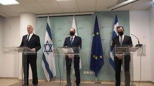 توافق نظامی قبرس و یونان با رژیم صهیونیستی برای مقابله با ترکیه