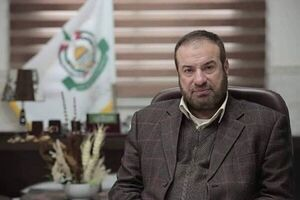 عضو دفتر سیاسی جنبش «حماس» به کرونا مبتلا شد
