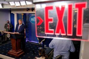 سرنوشت بازندگان بین المللی انتخابات آمریکا