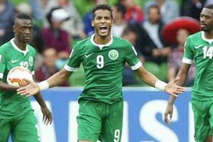 پیروزی پرگل عربستان مقابل جامائیکا