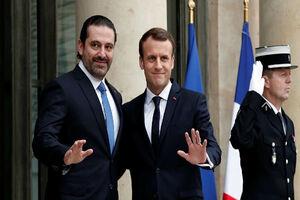 مداخلات واشنگتن و پاریس در تشکیل دولت لبنان/ حضور حزب الله ممنوع!
