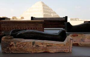 عکس/ بزرگترین اکتشاف باستان شناسی تاریخ مصر